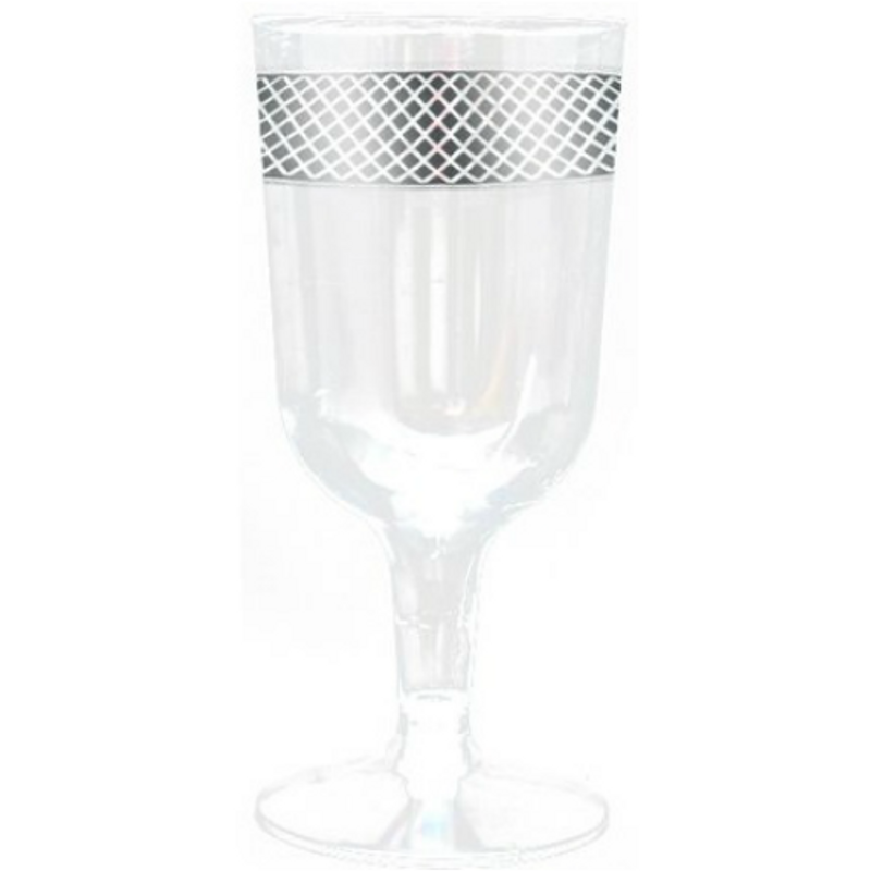 Buy Plastic Stemless Disposable Wine Glasses Online Partytrends