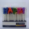 "Celebakes Candles - Happy Birthday 1"""