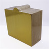 Pastry Board - Gold Square with Handle--50 pieces--OUT OF STOCK