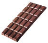 Bar with 24 Rectangles - 3 bars per tray - Polycarbonate Mold - Fat Daddio's