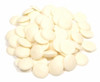 Chocolate - White 28% - DROPS- X605-  1 kg (2.2 lb) - Belcolade