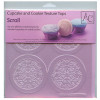 Cupcake/Cookie Texture Tops - Scroll (Set of 3)