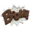 Boom Superhero Lingo - Plastic Chocolate Mold