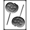 Jack O Lantern - Lollipop - Hard Candy/Chocolate Plastic Mold