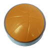 Basketball- Round Cookie Chocolate Plastic Mold (Oreo)