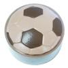 Soccer Ball- Round Cookie Chocolate Plastic Mold (Oreo)