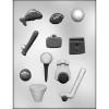 Tie Accessories - Plastic Chocolate Mold--NEW!