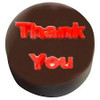 Thank You Cookie Chocolate Plastic Mold (Oreo)