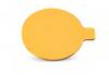 Pastry Board - Round Mono-Portion Laminated