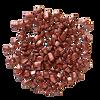 Scarlet Metallic Chocolate (Dark) Flakes 600 g --Mona Lisa (Callebaut))