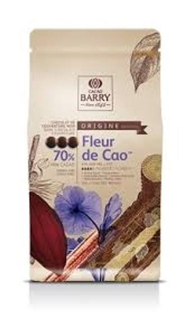Chocolate - Dark 70% - Fleur De Cao Cacao Barry