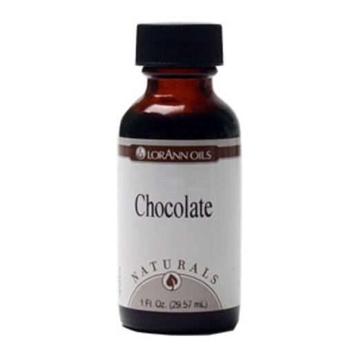 Natural Chocolate Flavour - LorAnn - 1 oz