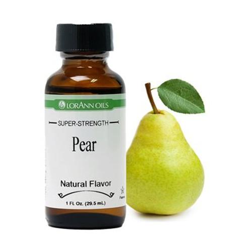 LorAnn - Pear Flavour (Natural) - 1 oz