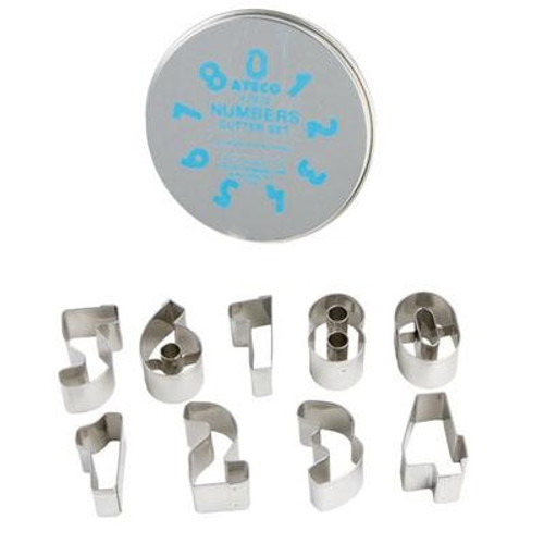 Cutter Set- Numbers