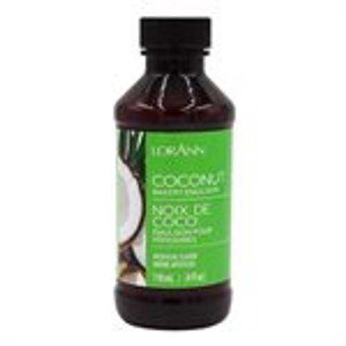 LorAnn - Coconut Bakery Emulsion - 4 oz
