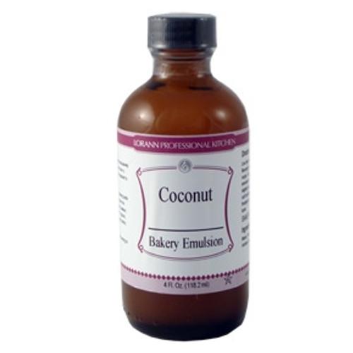 LorAnn - Coconut Bakery Emulsion - 16 oz