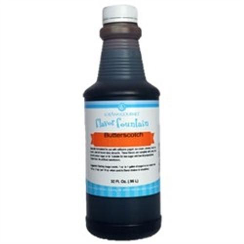 Butterscotch Flavour Fountain - LorAnn - 946 mL / 32 oz