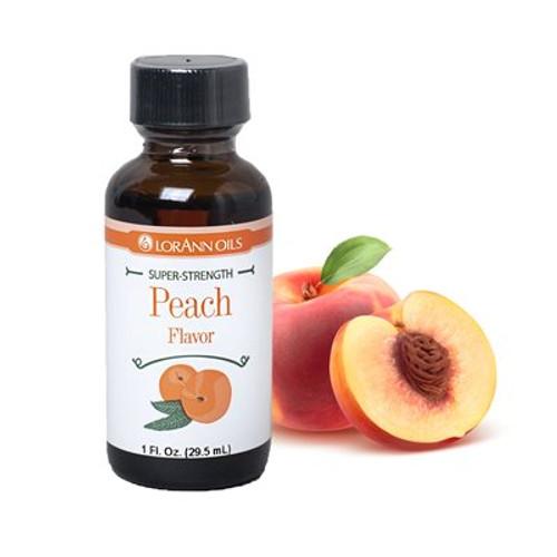 Peach Flavour - 16 oz - LorAnn
