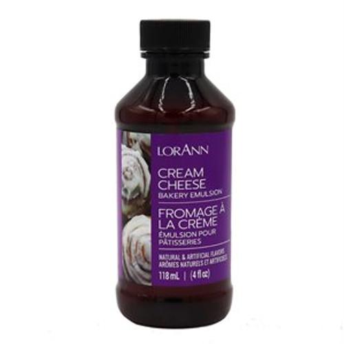 LorAnn - Cream Cheese Bakery Emulsion - 4 oz
