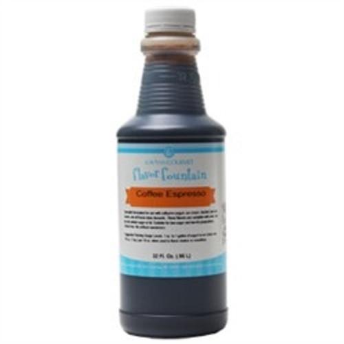 Coffee Espresso Ice Cream Flavour - LorAnn - 946 mL / 32 oz