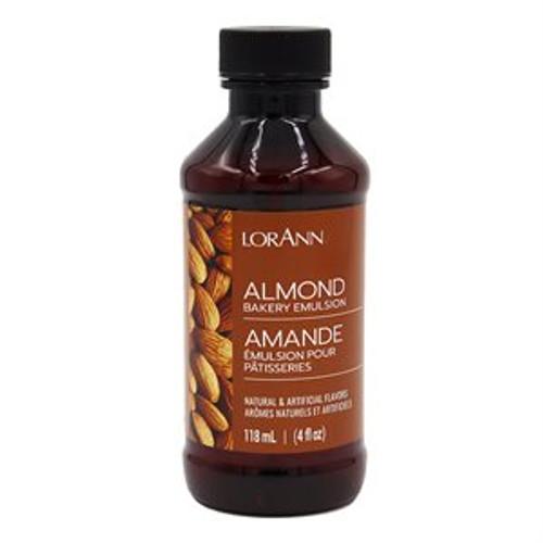 LorAnn - Almond Bakery Emulsion - 4 oz