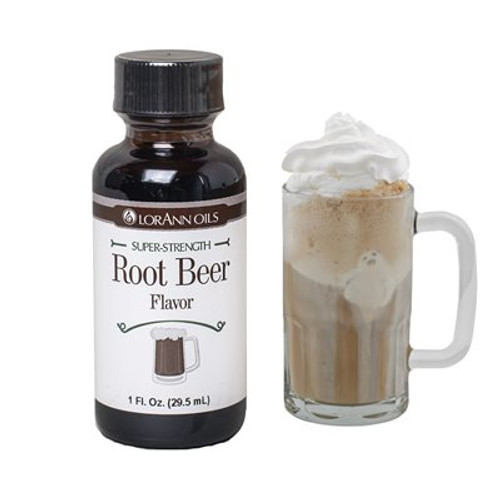 Lorann - Root Beer Flavour - 1 oz