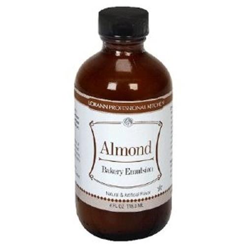 LorAnn - Almond Bakery Emulsion - 16 oz