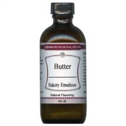 LorAnn - Butter Flavour (Natural) Bakery Emulsion - 16 oz
