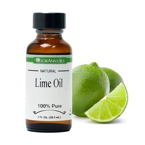 LorAnn - Lime Oil (Natural) - 16 oz