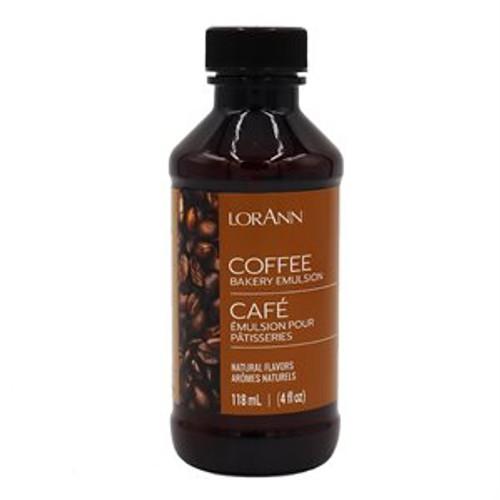 LorAnn - Coffee Bakery Emulsion - 4 oz