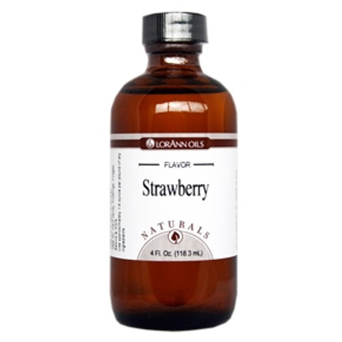 Natural Strawberry Flavour - LorAnn - 16 oz