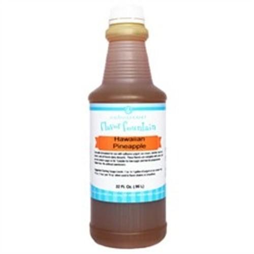 Hawaiian Pineapple Flavour Fountain - LorAnn - 946 mL / 32 oz