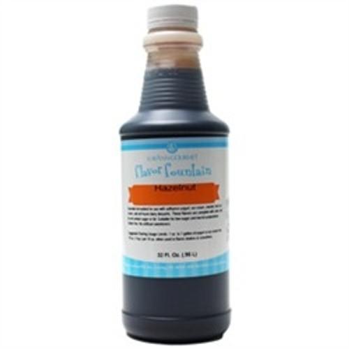 Hazelnut Flavour Fountain - LorAnn - 946 mL / 32 oz