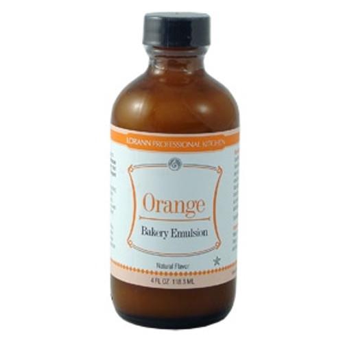 LorAnn - Orange Bakery Emulsion - 16 oz