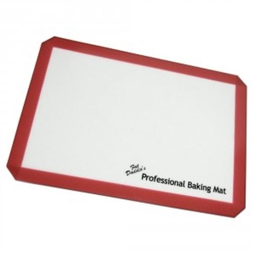 "Silicone Baking Mat  - 11.5"" x 8"" - Non Adherent - Fat Daddio''s"