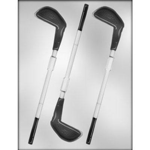 Golf Club- Plastic Chocolate Mold--NEW!