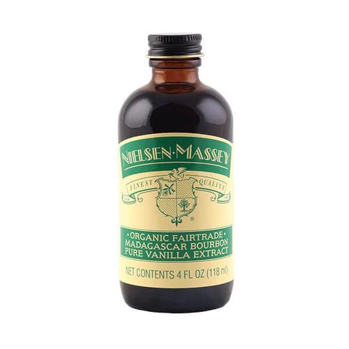 Vanilla Extract - Pure - ORGANIC FAIRTRADE - Madagascar Bourbon