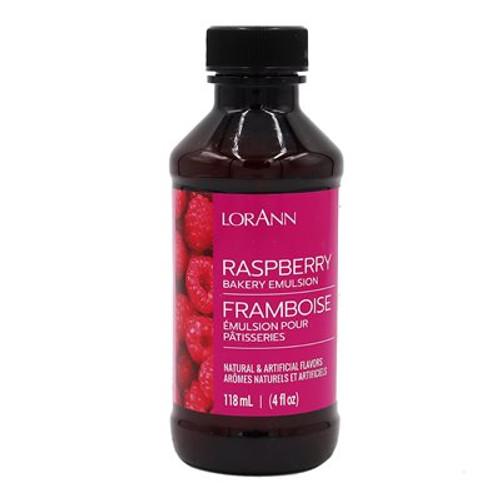 LorAnn - Raspberry Bakery Emulsion - 4 oz