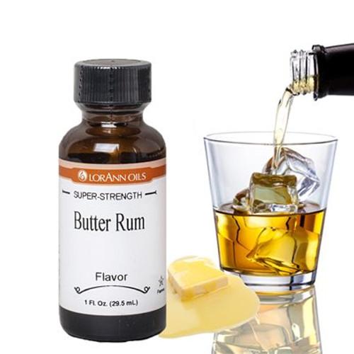 LorAnn - Butter Rum Flavour - 16 oz