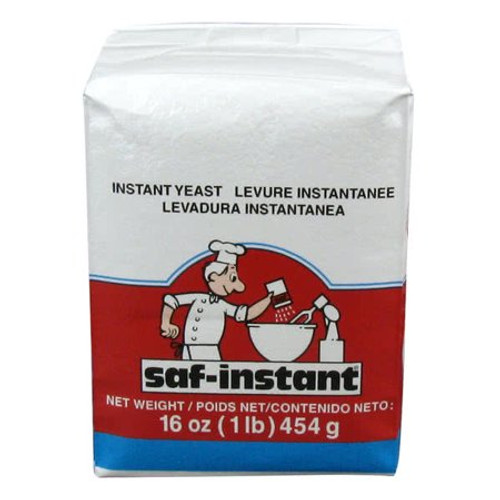 SAF Red Instant Yeast - 454 g (1 lb)