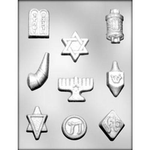 Jewish Symbol - Plastic Chocolate Mold