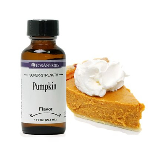 Pumpkin Flavour - 1 oz - LorAnn