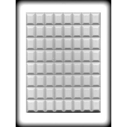 "Bar Pieces - 1"" x 0.75"" - Plastic Mold"