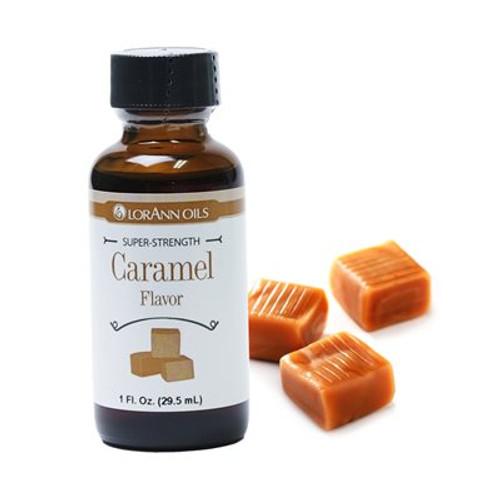 Lorann - Caramel Flavour - 1 oz
