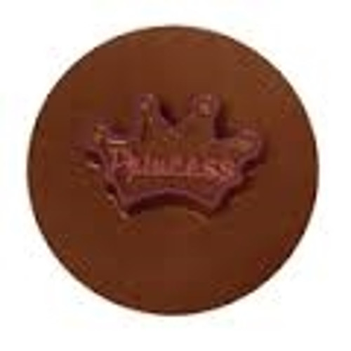 Crown Cookie Chocolate Plastic Mold (Oreo)