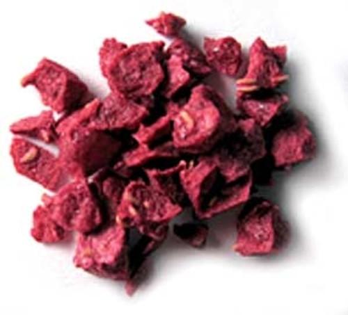 Sosa Raspberry Crispy (Freeze Dried Fruit)