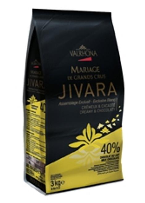 Chocolate - Milk Chocolate - Jivara - 3 kg (6.6 lbs) - Valrhona