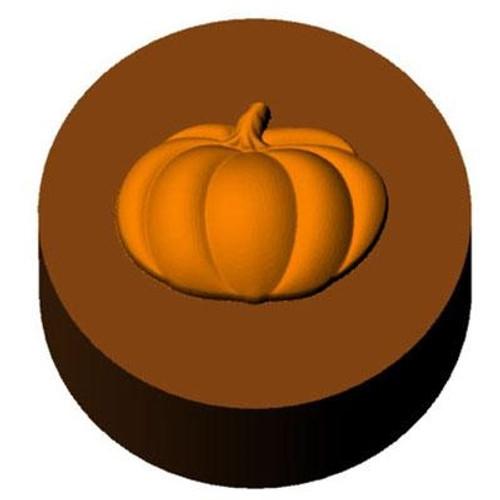 Pumpkin Cookie Chocolate Plastic Mold Oreo