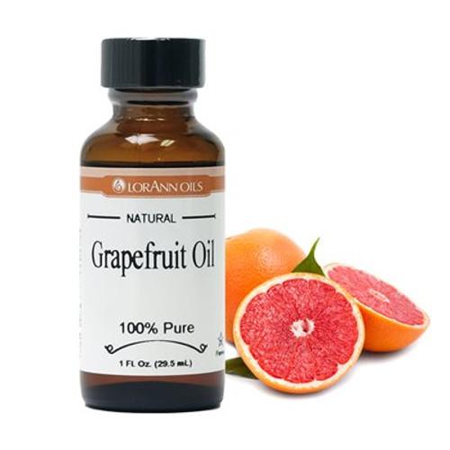 LorAnn - Grapefruit (Pink) Oil - Natural - 1 oz