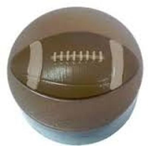 Football Cookie Chocolate Plastic Mold (Oreo)